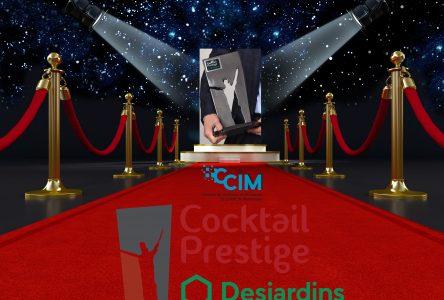 Prestige Desjardins 2020: la Caisse Desjardins de la MRC de Montmagny réitère sa confiance à la CCIM