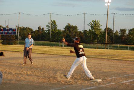Baseball senior: Montmagny accueille Trois-Pistoles cet après-midi