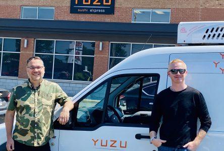 Yuzu sushi Montmagny: se réinventer et foncer