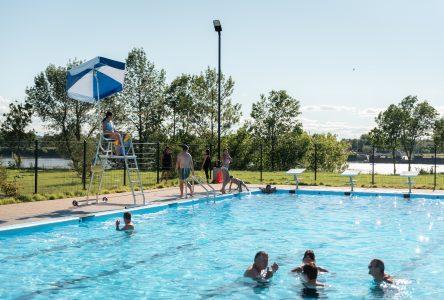 Nouvel horaire à la piscine de Montmagny