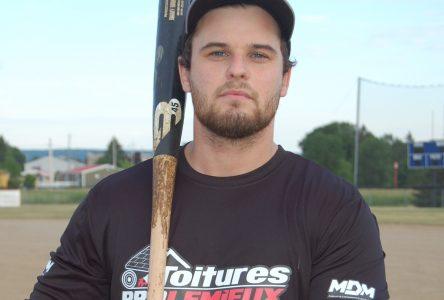 Baseball senior: Montmagny joue deux parties en fin de semaine