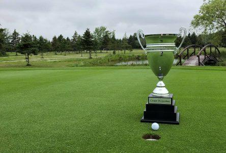 Coupe Desjardins: les alignements des 4 clubs de golf sont connus