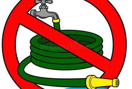 Avis d'intérêt public: interdiction d'arroser et de faire des feux ciel ouvert à Montmagny