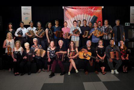 Le Carrefour mondial de l'accordéon reçoit une accréditation de l'UNESCO