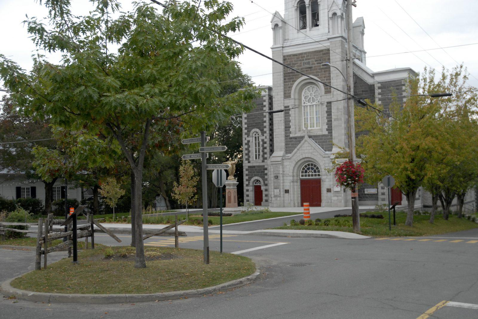 Saint-Vallier: Québec accorde 680 000$ pour la transformation de l'église