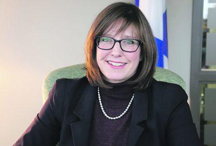 La santé, la priorité de la ministre Proulx