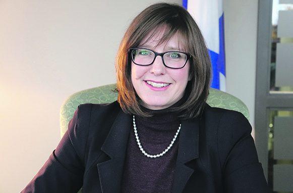 Marie-Eve Proulx se réjouit de la nouvelle gouvernance scolaire
