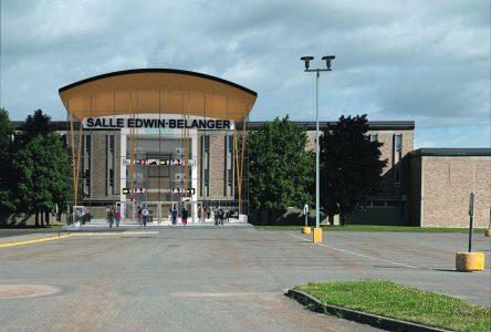 Entre 10 et 12 M $ pour restaurer la Salle Edwin-Bélanger