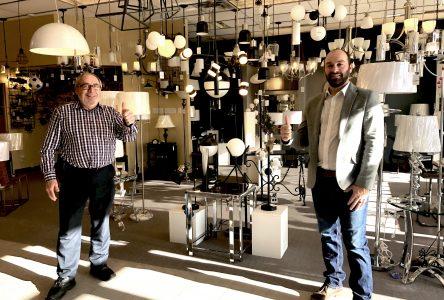 La pérennité de Luminaire Futura et Éclairage Raymond assurée