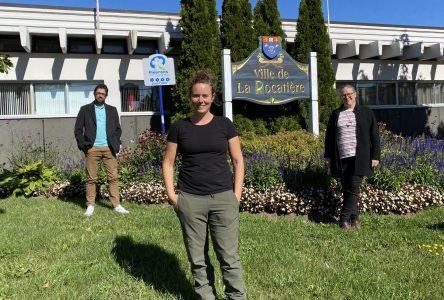 Le Créneau d'excellence Tourbes et Substrats du Bas-Saint-Laurent et la Ville de La Pocatière s'allient au Collectif VertDire dans la valorisation de l'agriculture urbaine