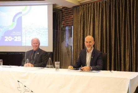 Dévoilement de la Réflexion stratégique 2020-2025 de la Ville de Montmagny