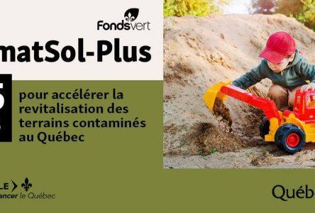 Québec accorde près de 246 000 $ à la Municipalité de Saint-Raphaël pour la réhabilitation d'un terrain pour la construction d'une clinique médicale