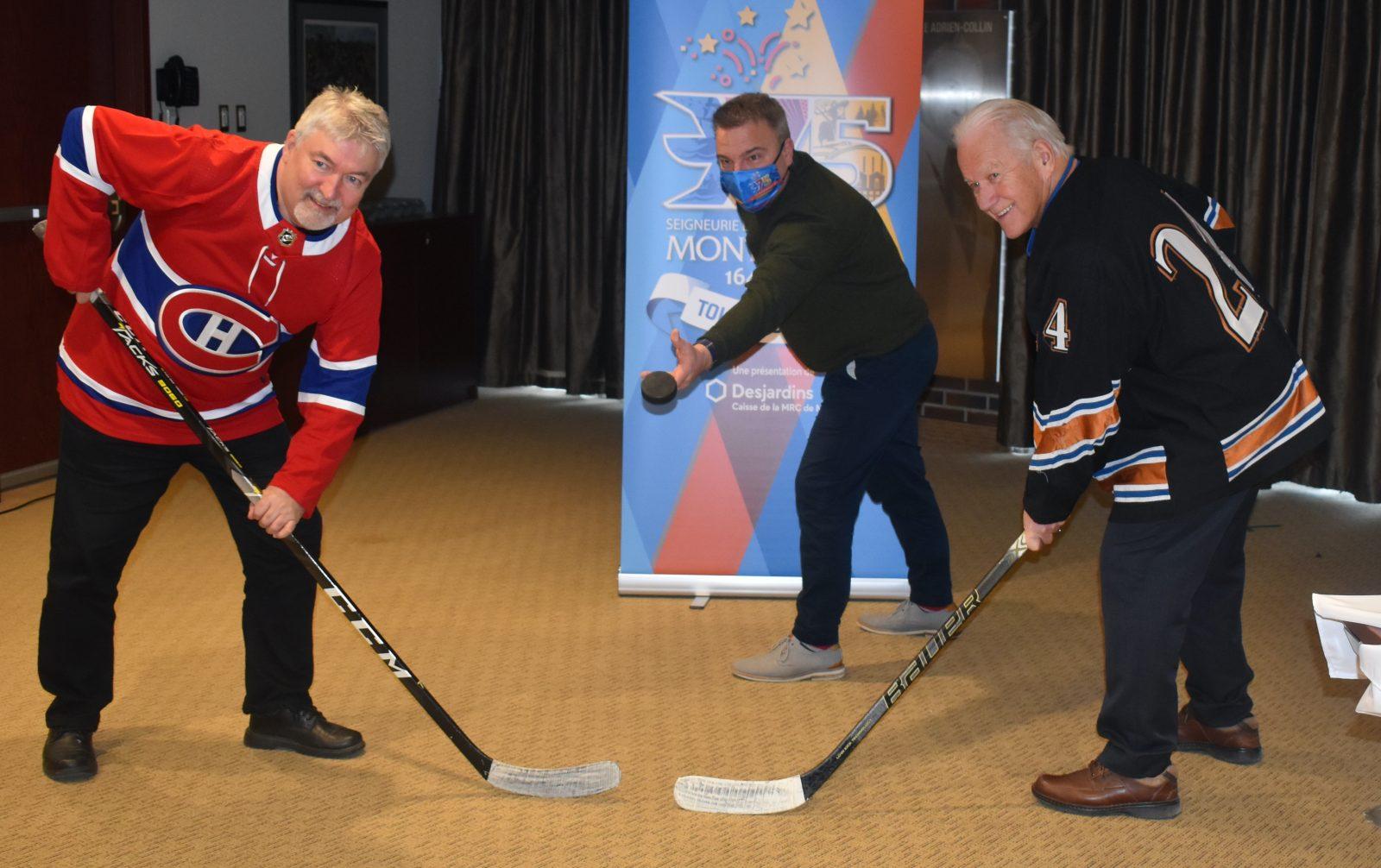 Les anciens Canadiens viendront célébrer le 375e