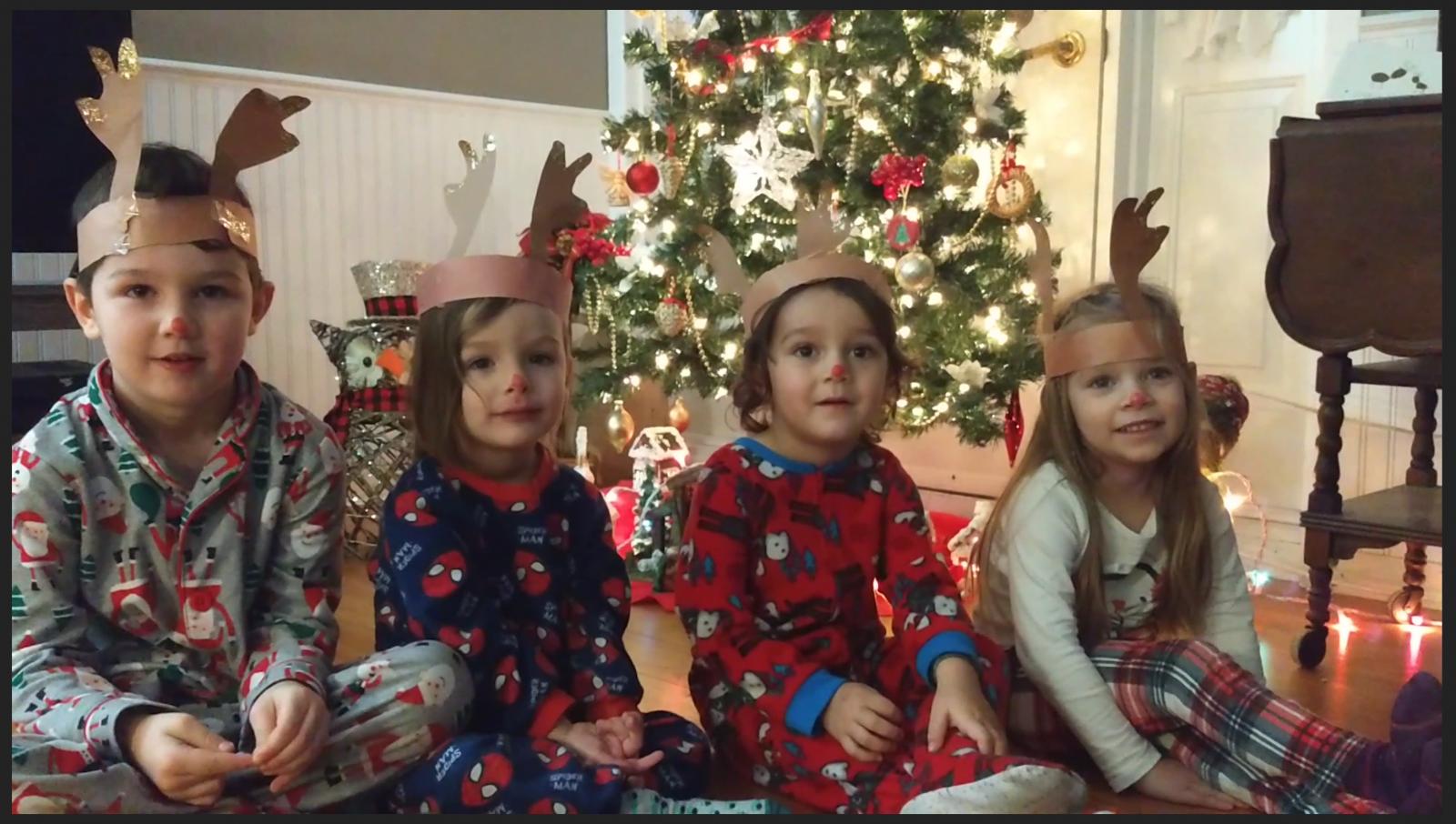 La deuxième vidéo: Et si on laissait les enfants nous expliquer Noël?