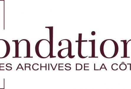 Campagne de financement pour les Archives de la Côte-du-Sud