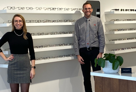 La clinique d'optométrie Skyvision s'allie au magasin Coop IGA extra