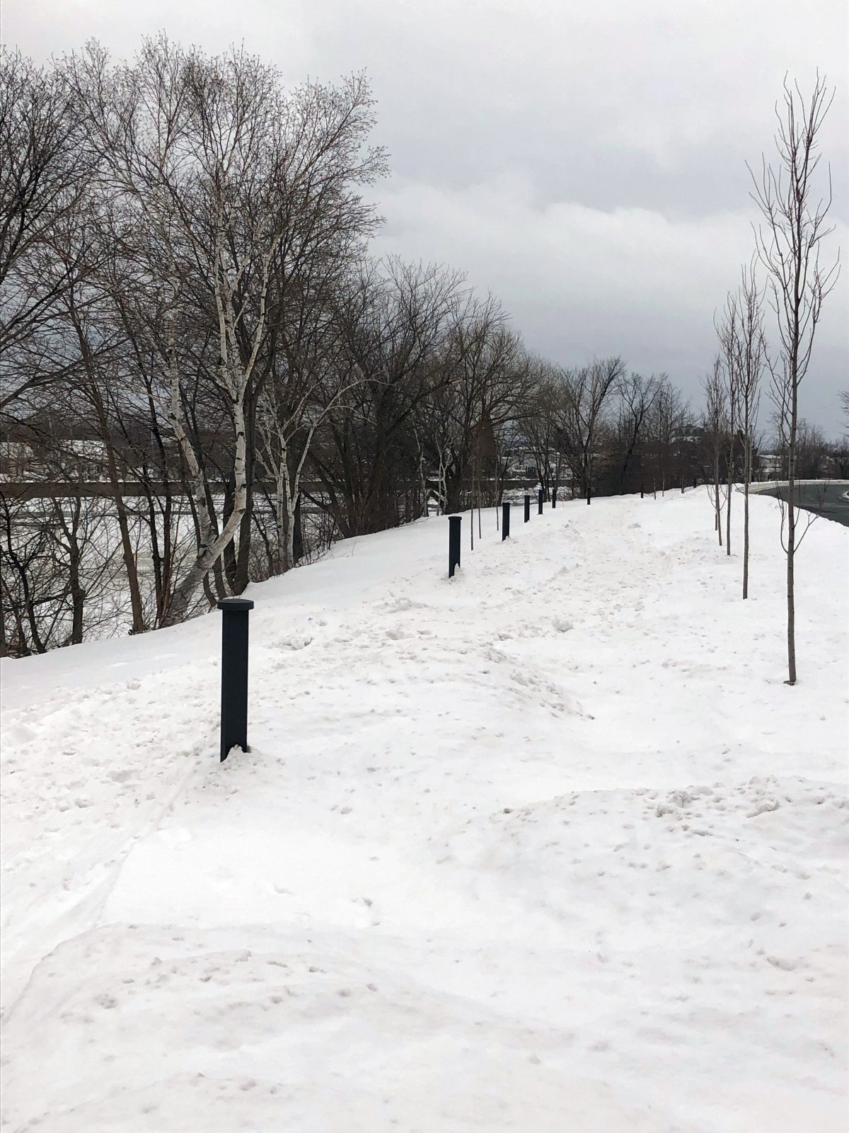 Le Circuit des trois ponts sera damé cet hiver