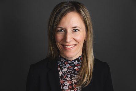 Nouvelle directrice des Services administratifs au Cégep de La Pocatière