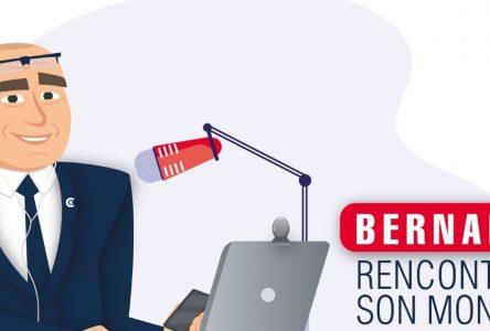 Bernard Généreux lance son propre balado