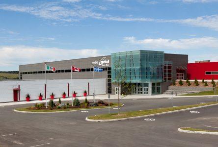 Le centre Caztel: un complexe sportif digne de sa ville