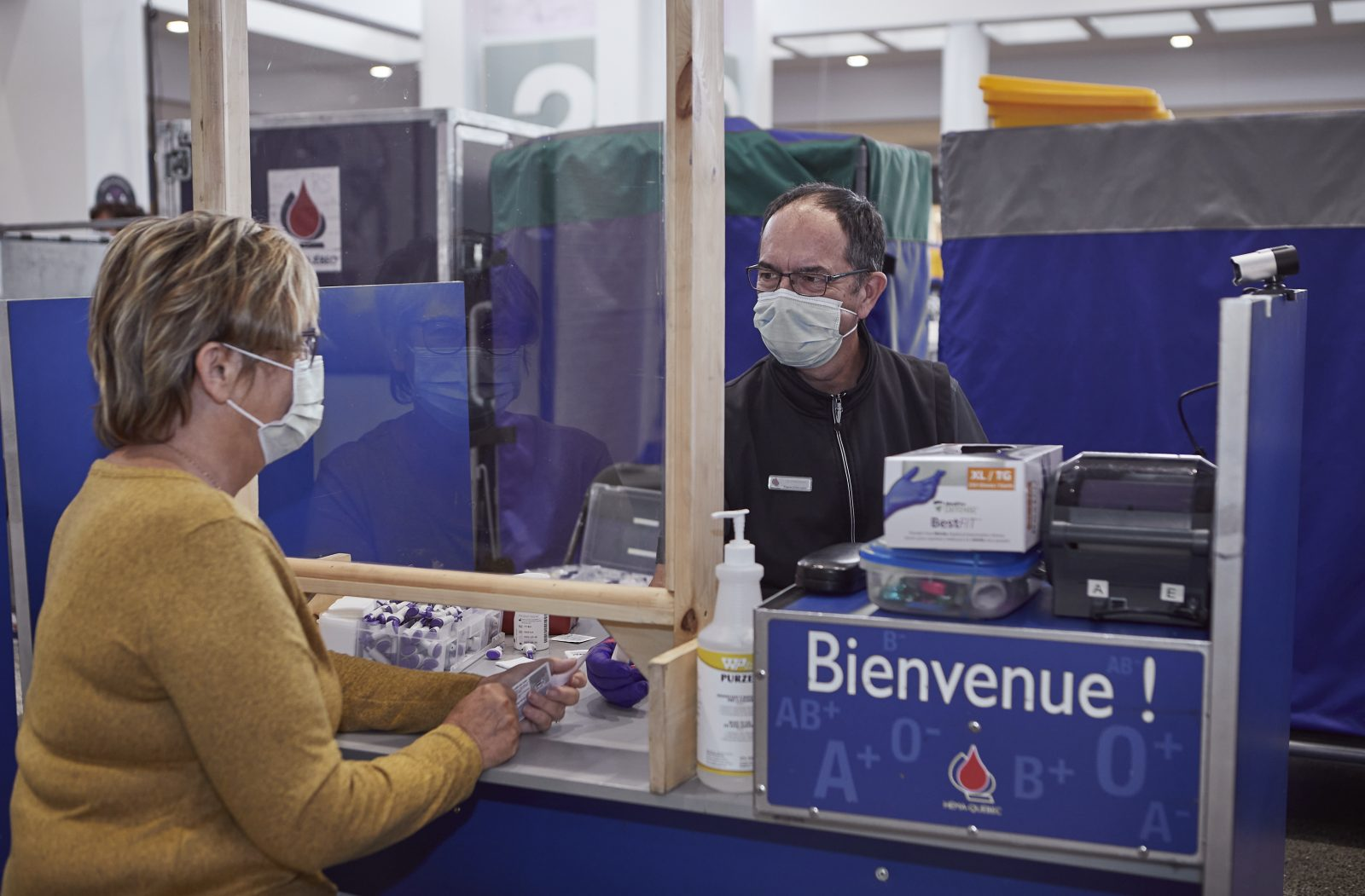 Collecte de sang à Montmagny : près de 80% de l'objectif atteint
