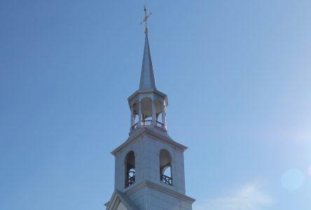 Un soutien financier de 15 000$ pour l'église de Saint-Pierre-du-Sud