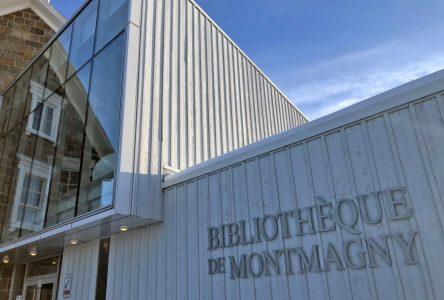 La Bibliothèque de Montmagny s'adapte aux dernières mesures sanitaires