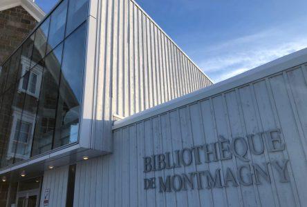 Réouverture de la Bibliothèque de Montmagny le 16 février