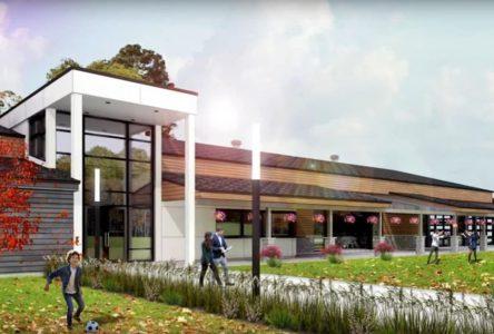Un pas de plus vers le nouveau Pavillon multifonctionnel