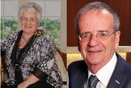 Deux Magnymontois reçoivent la médaille du souverain pour les bénévoles