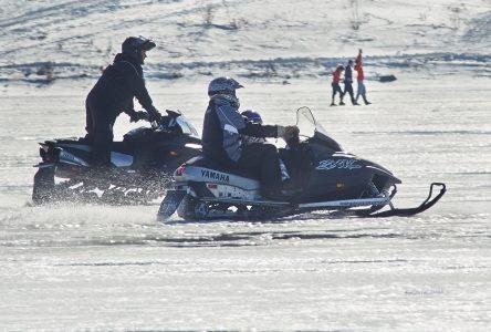 Nouveaux adeptes de motoneige cette saison