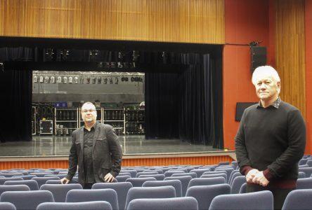 Salle Edwin-Bélanger : appuyée à l'unanimité au conseil municipal