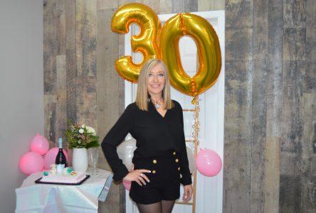 Esthétique Sonia fête ses 30 ans