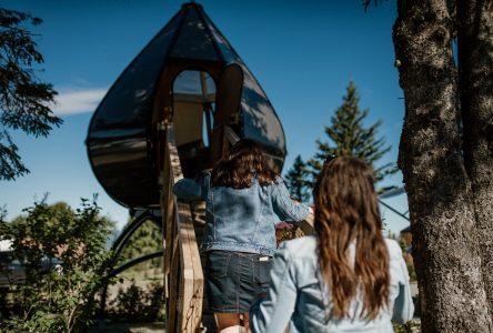 Plusieurs activités anticipées au Camping Pointe-aux-Oies