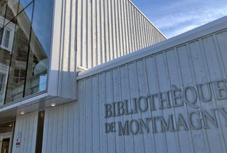 Il est maintenant possible de parcourir les rayons de la Bibliothèque de Montmagny
