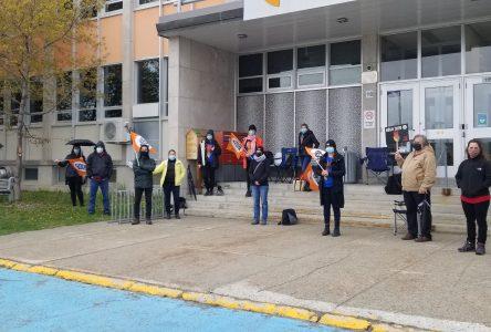 Début de la grève pour les enseignants des cégeps
