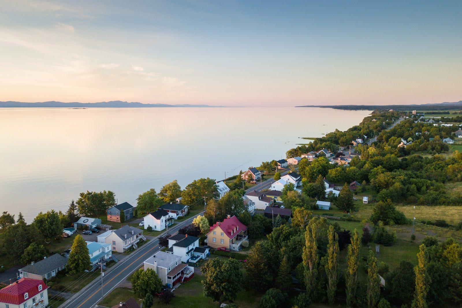 Quatre municipalités de L'Islet étudient la possibilité de se regrouper