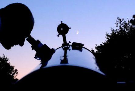 Le club d'astronomie «Le Ciel étoilé» de Saint-Pierre fête ses 15 ans cette année
