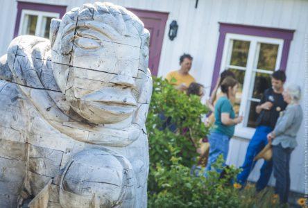 Une 7e édition de la Biennale sous le thème «Sculpture + Textile»