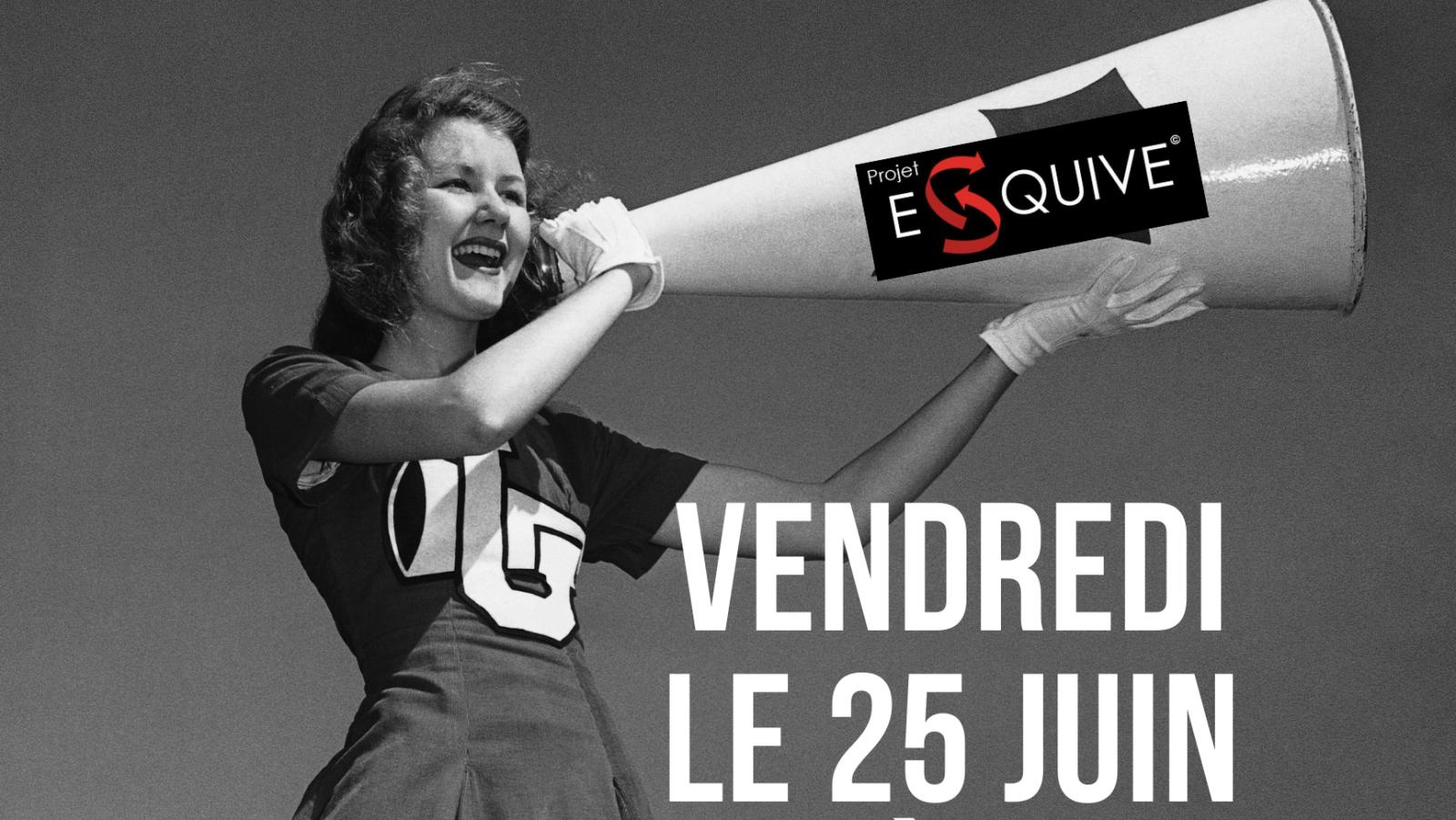 Esquive: un atelier d'autodéfense présenté par le Havre des femmes