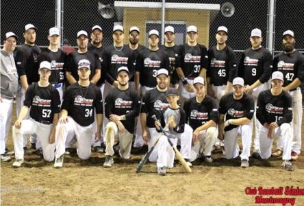 Baseball senior : l'équipe de Montmagny présentement en deuxième position