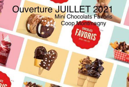 Un « mini » Chocolats Favoris au IGA Extra de Montmagny