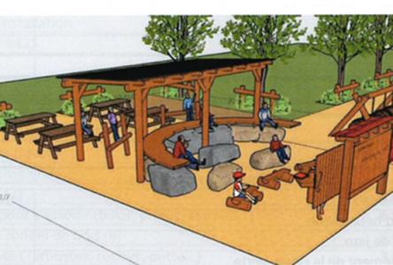 École Saint-Nicolas: «La nature dans notre cour!»