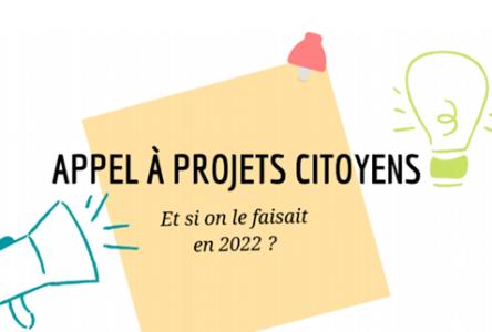 Appel à projets communautaires pour les citoyens de Saint-Jean-Port-Joli