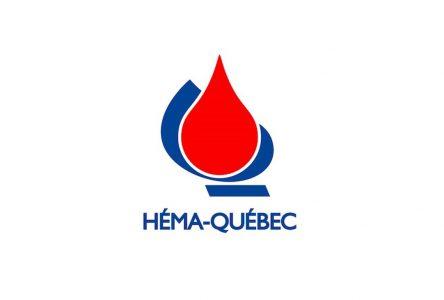 Collecte de sang à Saint-Jean-Port-Joli le 4 août