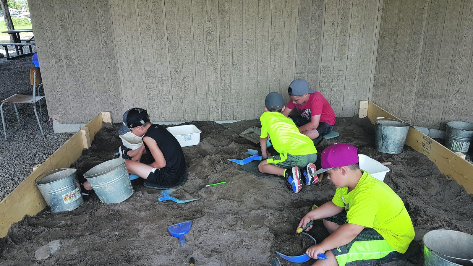 Mois de l'archéologique à la Maison Taché: 50 ans d'archéologie dans la région de Montmagny