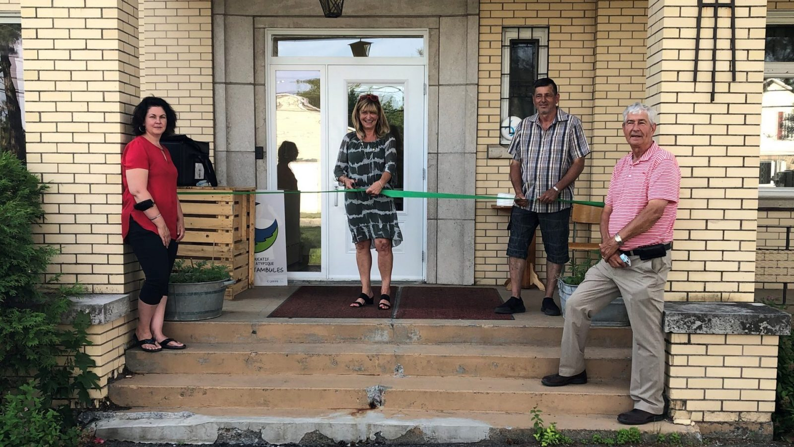 Une ouverture officielle à la MÉHA les Noctambules