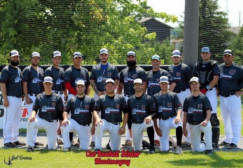 Baseball sénior : la saison terminée pour l'équipe de Montmagny