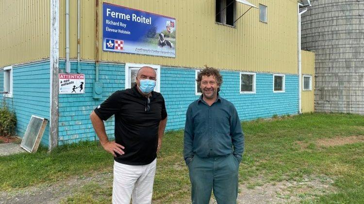 Bernard Généreux veut défendre la gestion de l'offre des producteurs agricoles