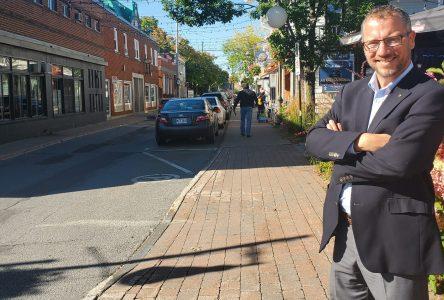 Simon Bérubé dresse un bilan positif de sa campagne